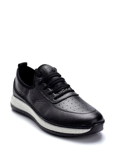 Derimod Erkek Ayakkabı(2217-1) Sneaker Siyah